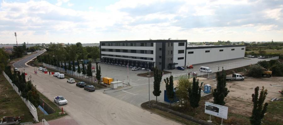 CPI completes warehouse near Budapest airport