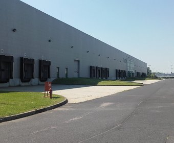 "24 840 sqm class ""A""  warehouse space"